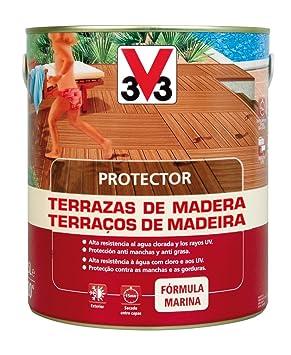 V33 barniz poliuretano dise ado para las maderas - Barniz para exteriores ...