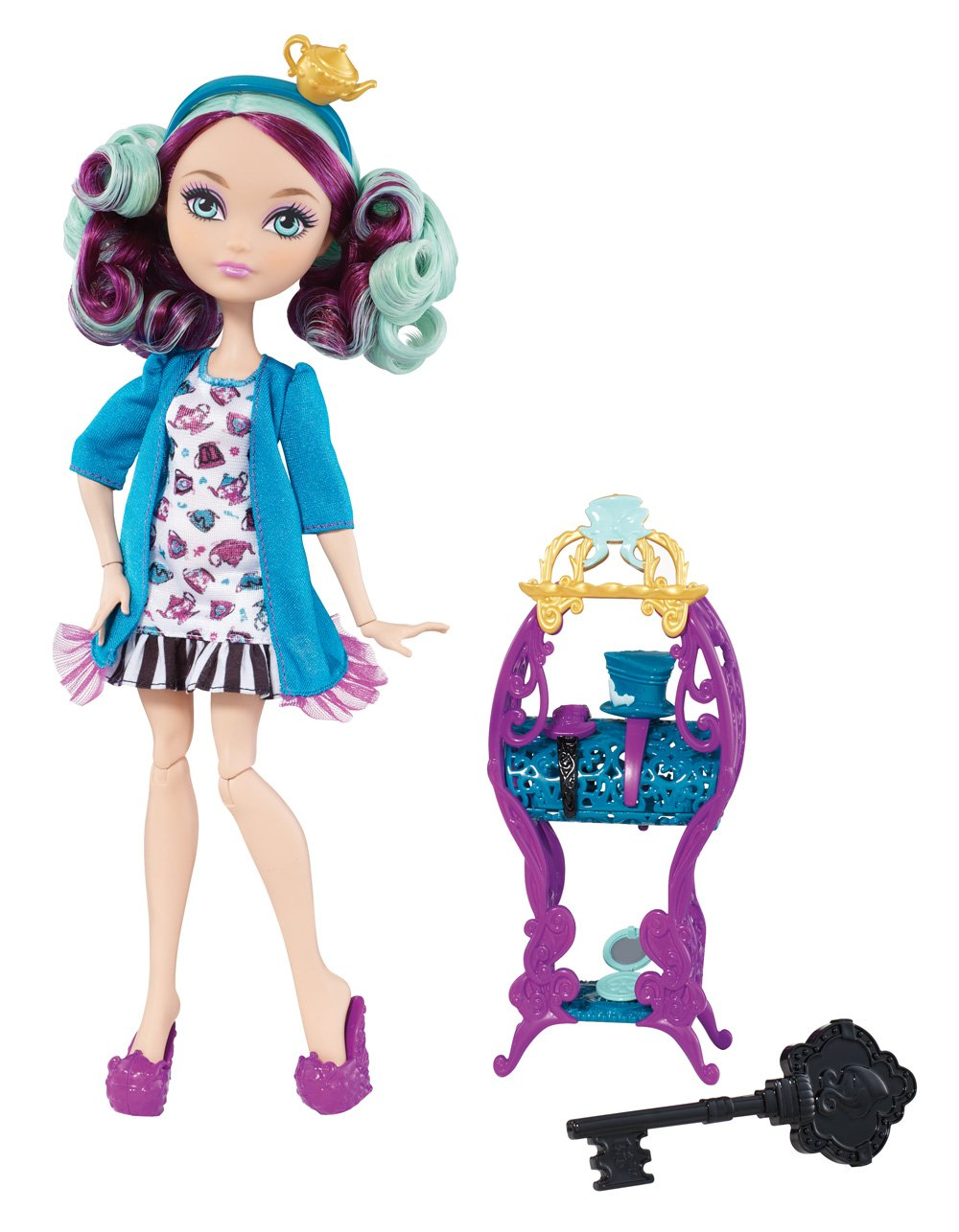 Ever After High Getting Fairest Madeline Hatter Doll