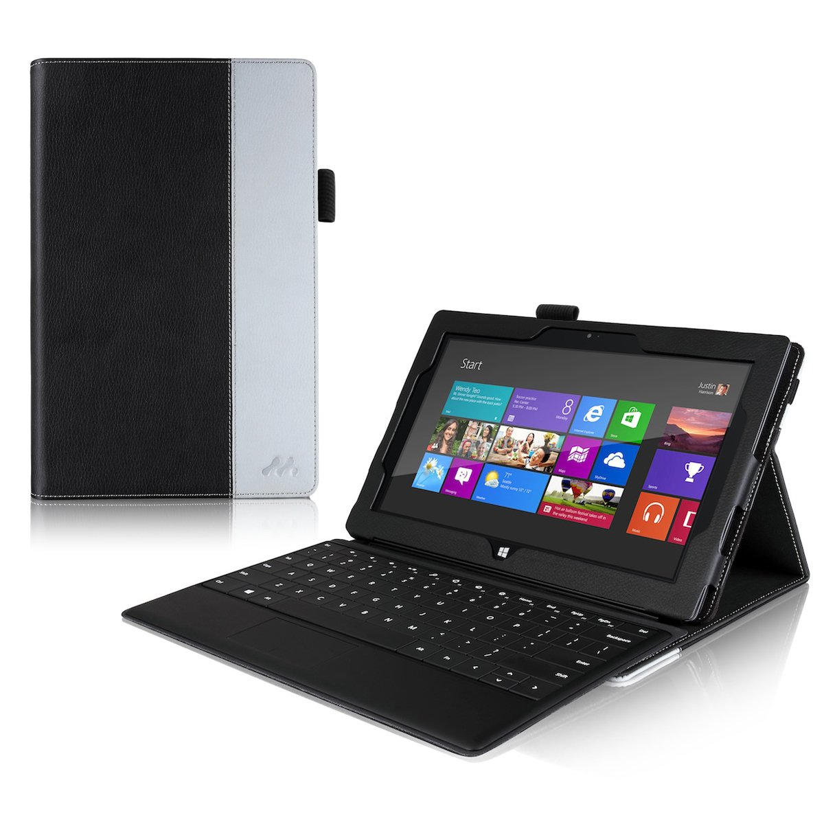 Manvex Leather Case for the Microsoft Surface Pro