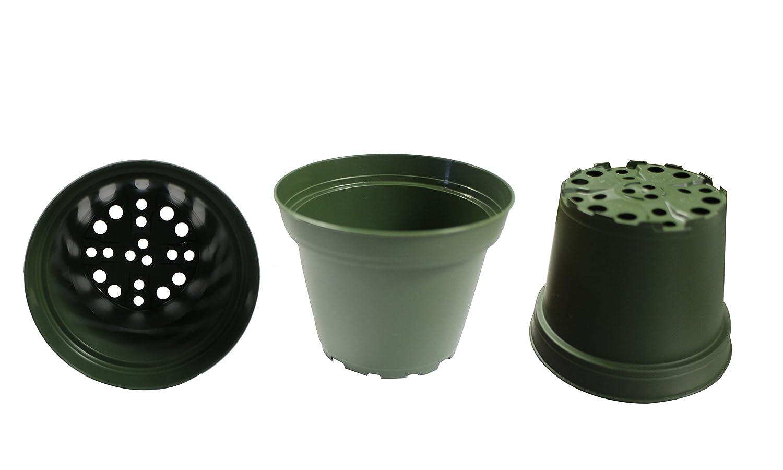 Plastic Plant Flower Pot Nursery Containers Planting Pots