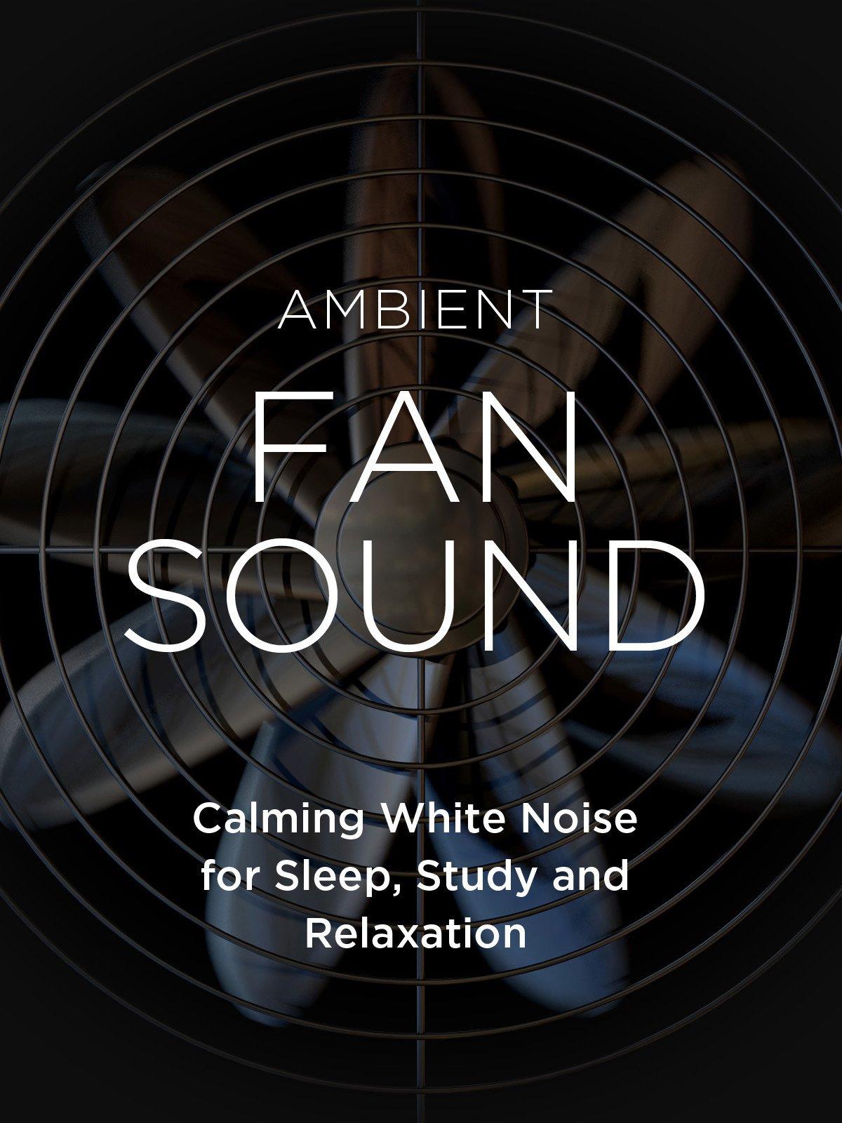 Ambient Fan Sound