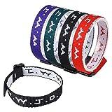 24 (2 Dozen) Wwjd Religious Bracelets Christian Wrist Bands and Church Event Fundraisers