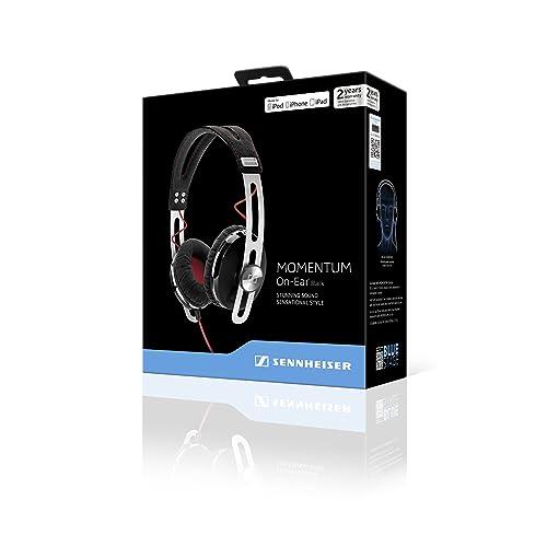 MOMENTUM On-Ear blackの写真04。おしゃれなヘッドホンをおすすめ-HEADMAN(ヘッドマン)-