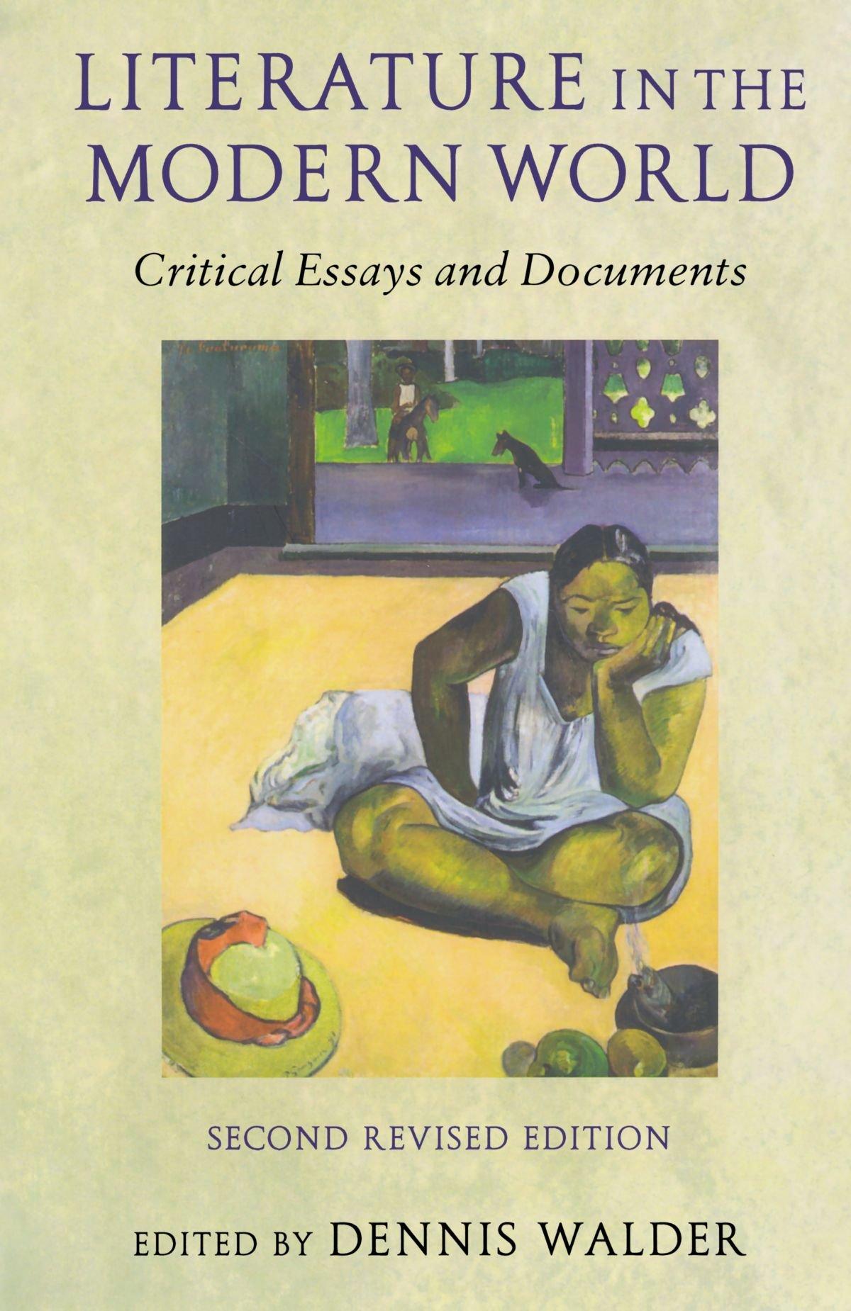 essays world literature