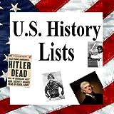 United States History Lists (U.S.)