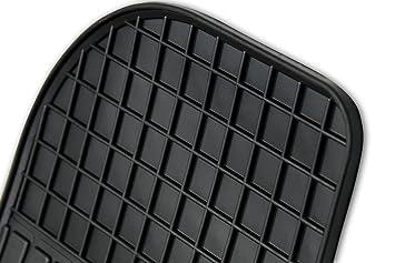 Velours Fußmatten für Citroen C3 II ab Bj 2009 Mit Absatzschoner NEU STD