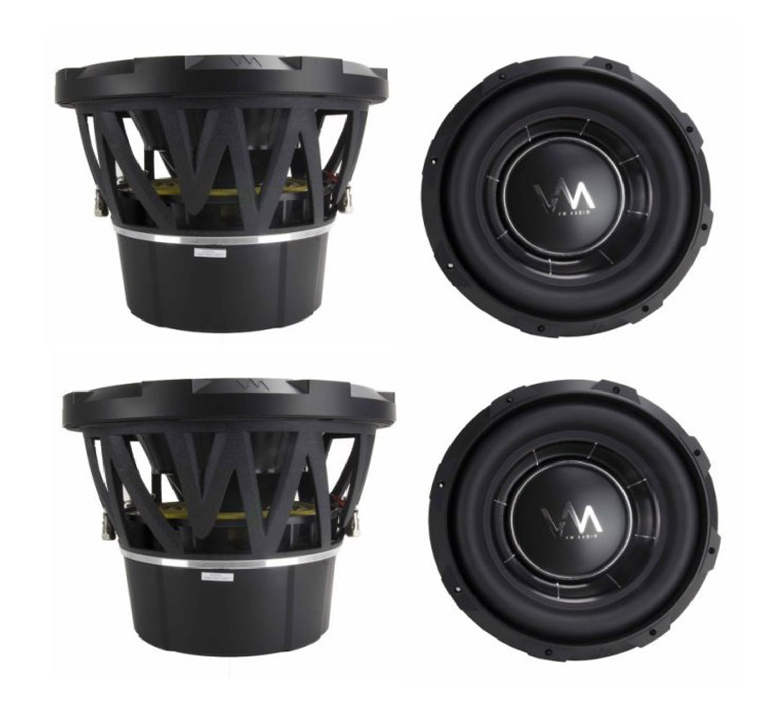 VM Audio Encore Competition Car Audio Subwoofer