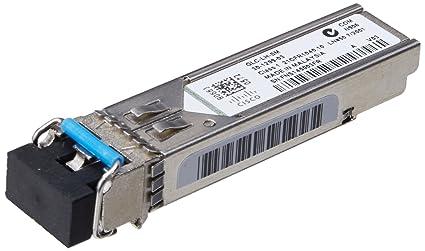 Cisco - Module transmetteur SFP (mini-GBIC) - 1000Base-LX, 1000Base-LH - LC mode unique - module enfichable - jusqu'à 10 km - 1310 nm - reconditionné(e)
