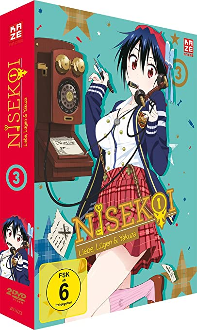 Nisekoi, Volume 3 (DVD)