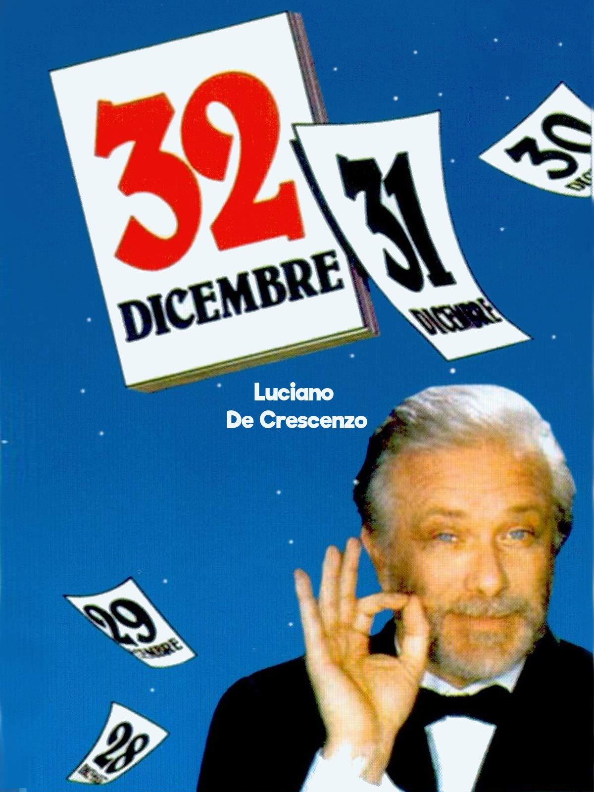 32 Dicembre on Amazon Prime Video UK