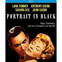 Portrait in Black [Blu-ray]