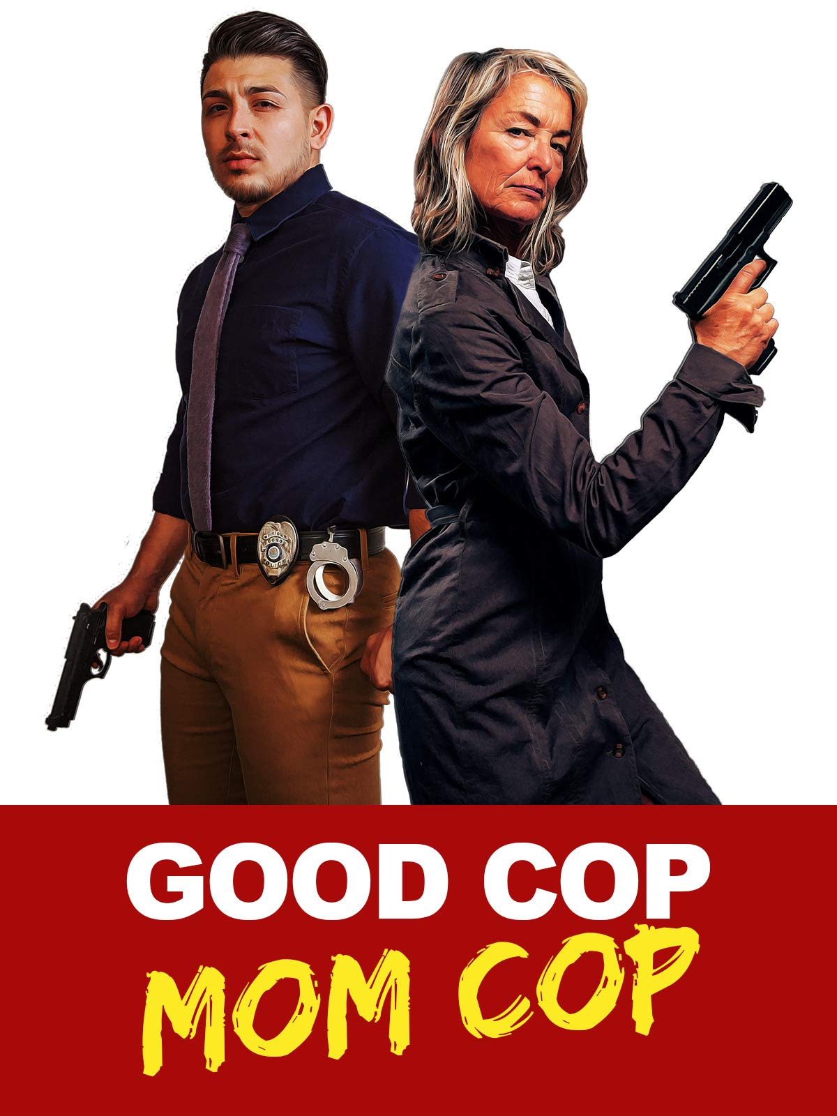 Good Cop Mom Cop