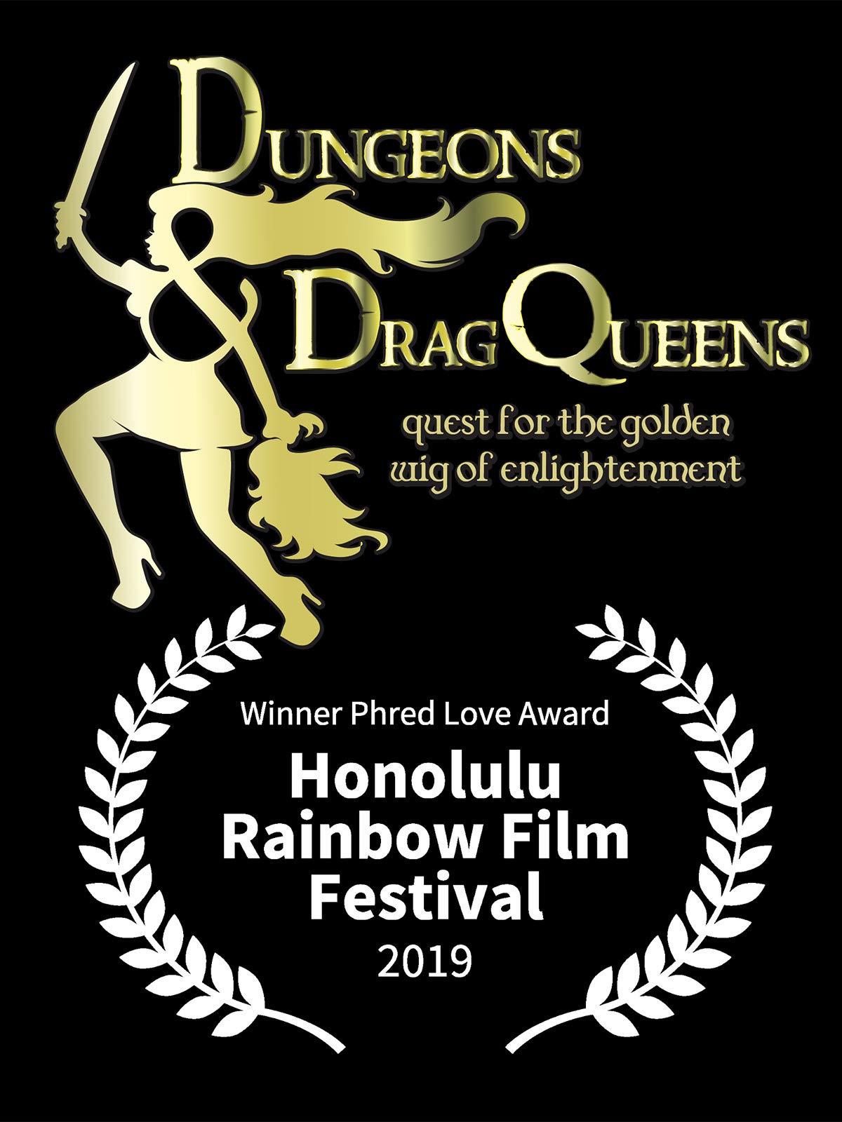Dungeons & Drag Queens: Quest for the Golden Wig of Enlightenment
