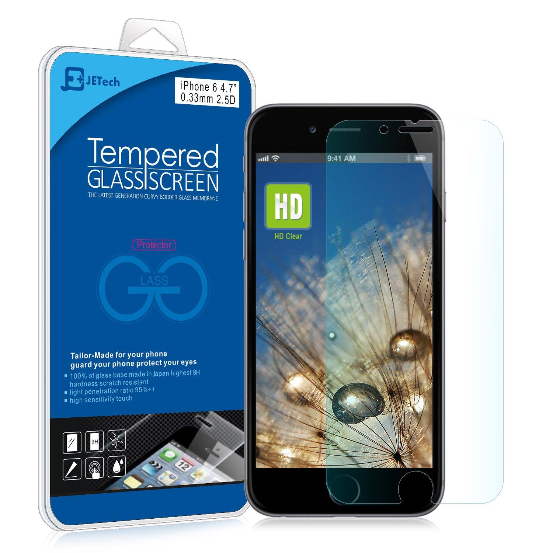 JETech® Vidrio Templado Protector de pantalla
