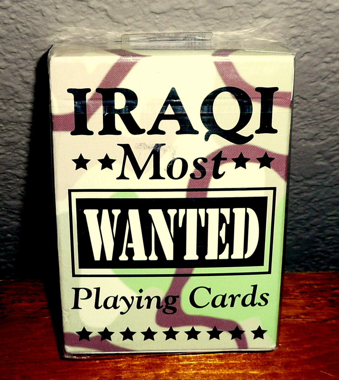 Iraq Most Wanted Military Cards iraq most wanted military cards