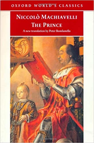 Summary of the Prince by Niccolo Machiavelli - Public Bookshelf