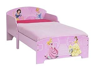 Disney Princess Toddler Bed       reviews