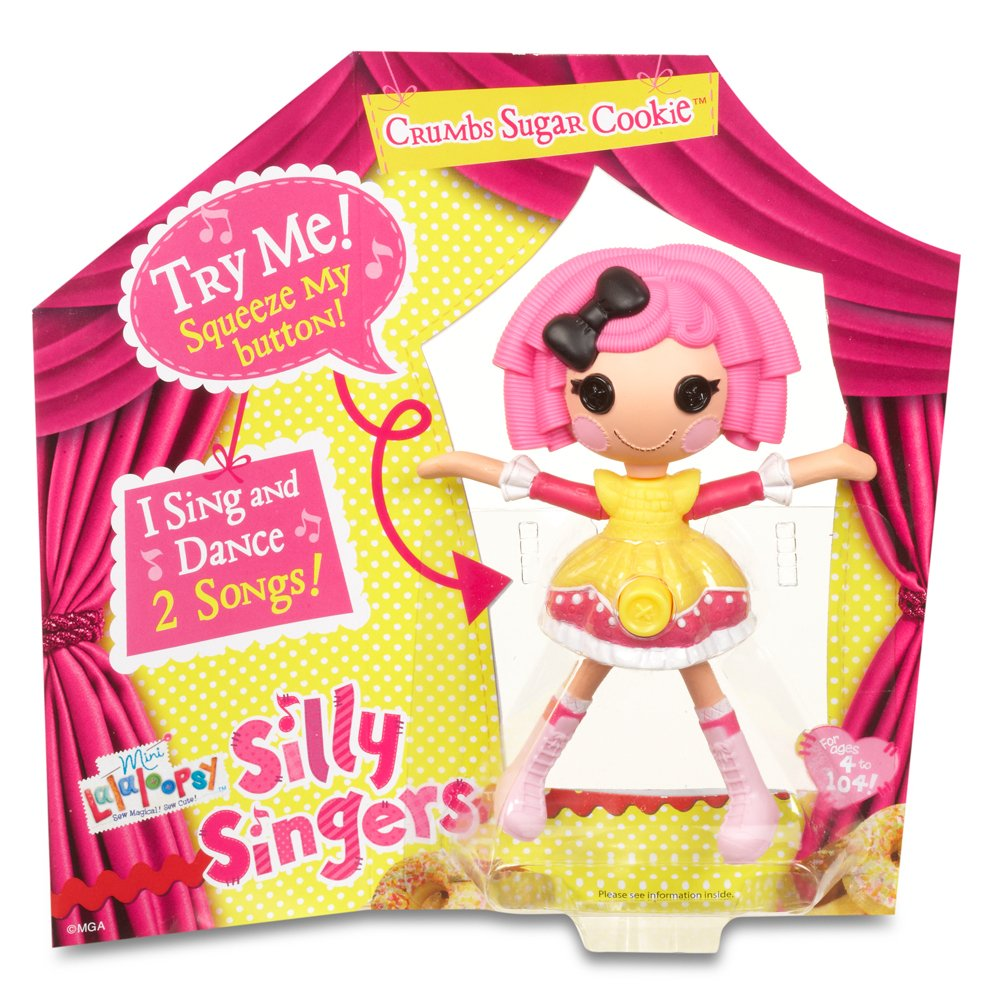 Lalaloopsy Girls Crumbs Sugar Cookie Crumbs Sugar Cookie Doll