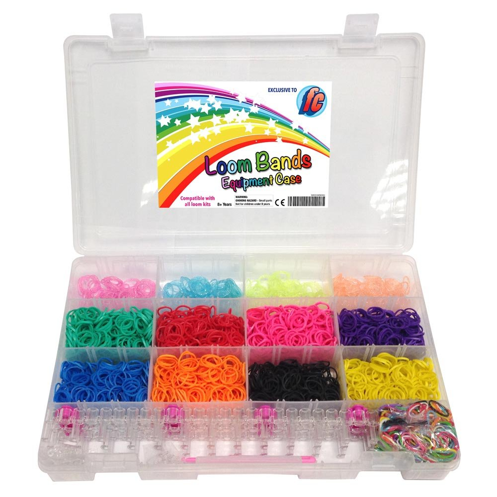 Amazing Loom Bands Kit Complete Collection