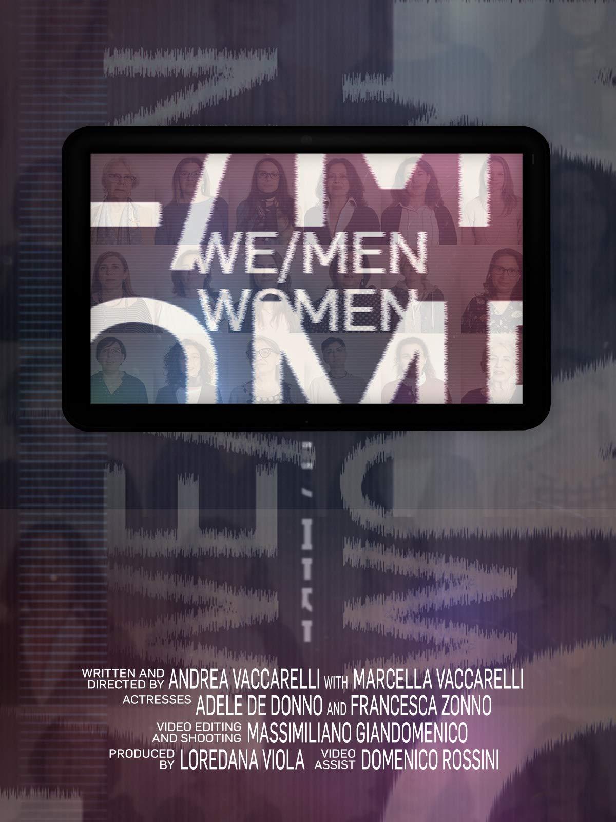 We/Men Women on Amazon Prime Video UK