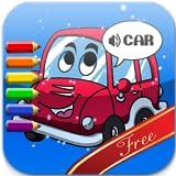 Coloriage de voitures pour les enfants...