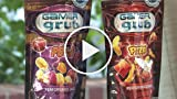 Classic Game Room - GAMER GRUB Performance Snack Review