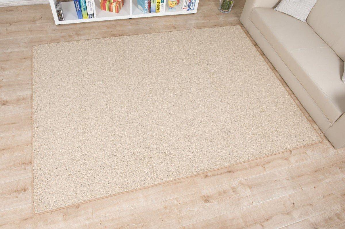 Hochflor Teppich Fontana beige, Größe Auswählen80 x 300 cm    Kundenbewertung und Beschreibung