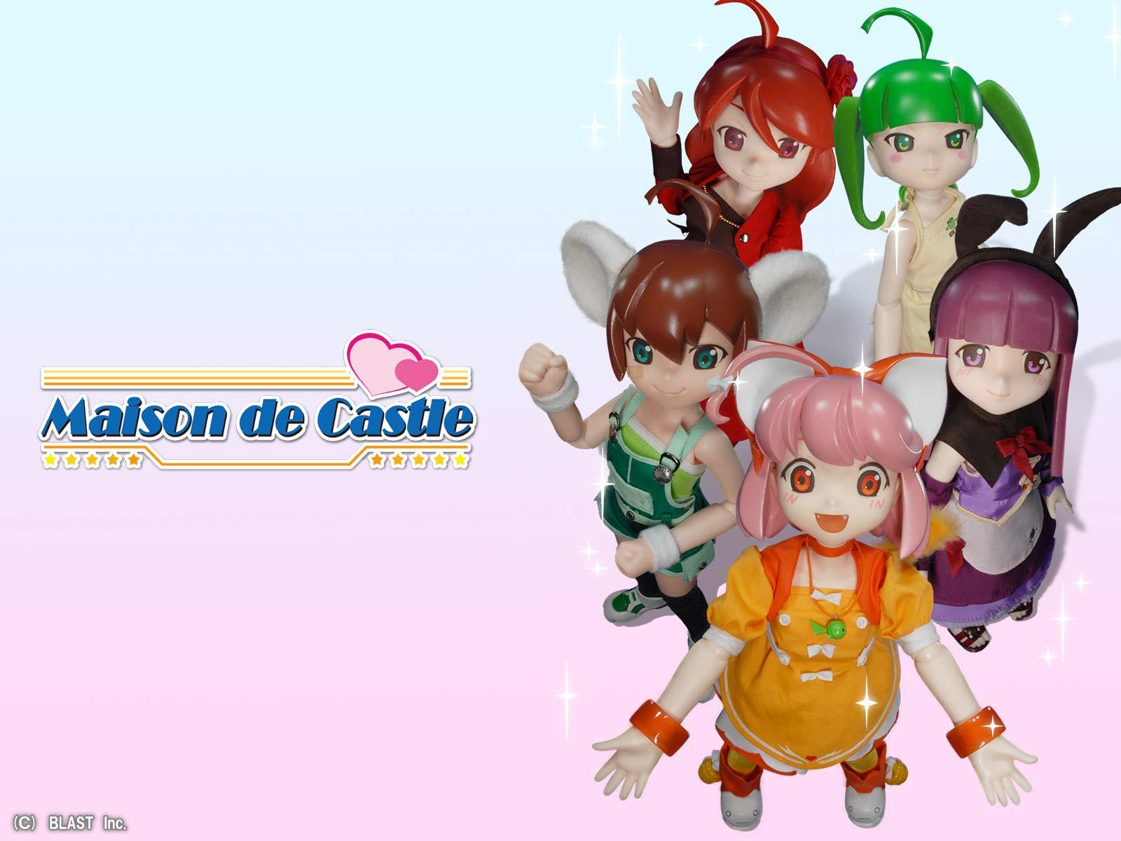 Clip: Maison de Castle on Amazon Prime Video UK