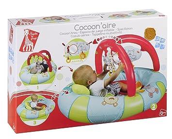 Vulli Tapis d'Activités Gonflable Cocoon'Aire Sophie la Girafe