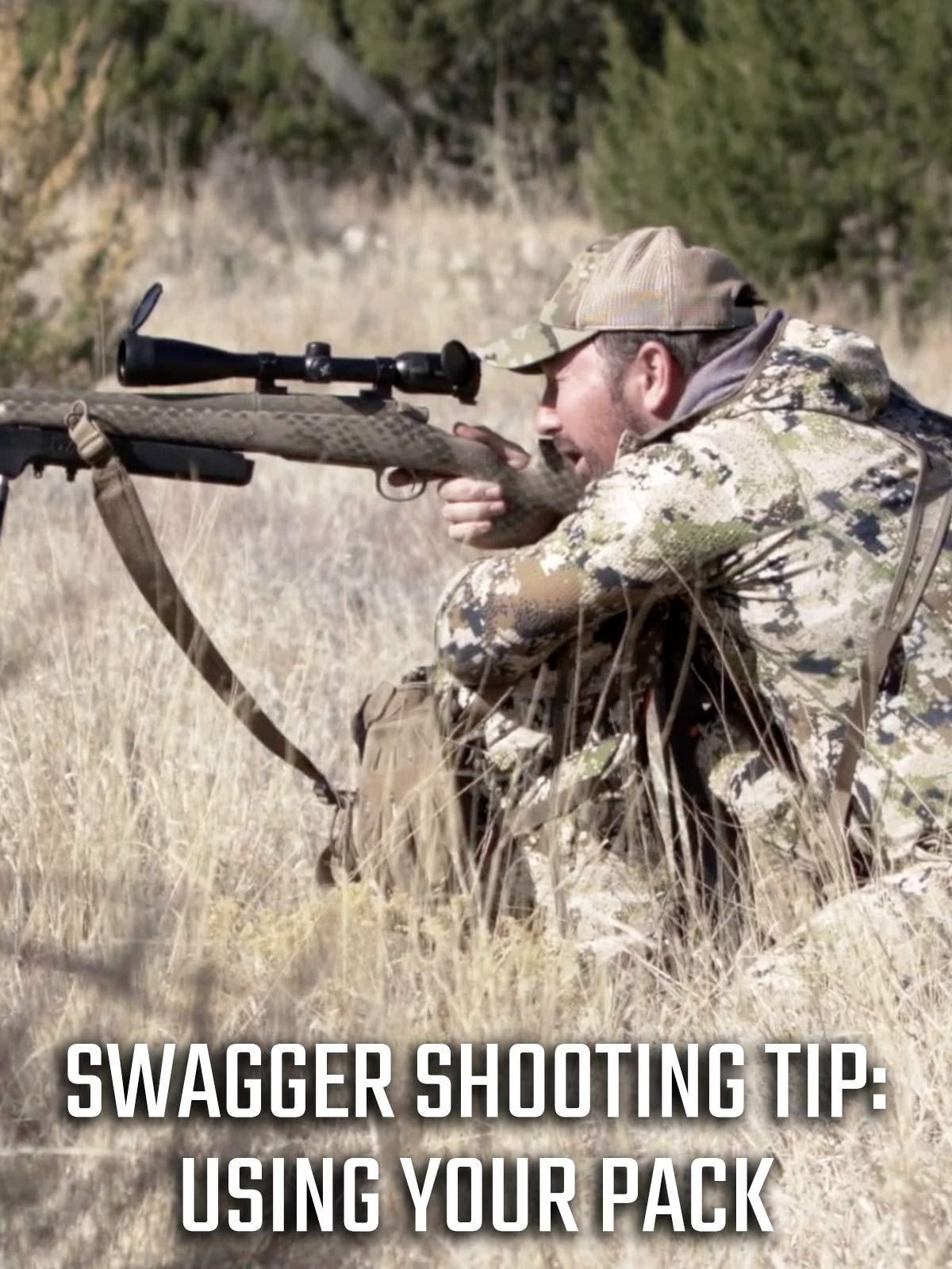 Swagger Shooting Tip: Using Your Pack on Amazon Prime Instant Video UK