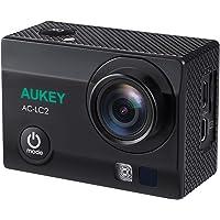 Aukey 4K Ultra HD Waterproof Sports Camera