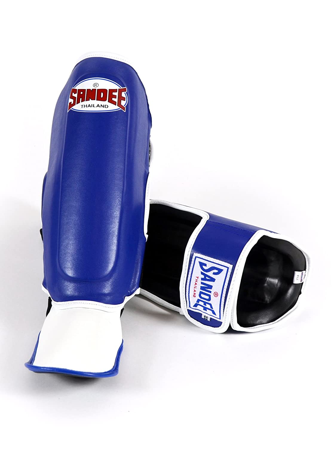 Sandee Authentic Synthetic Leather Boot Shinguard
