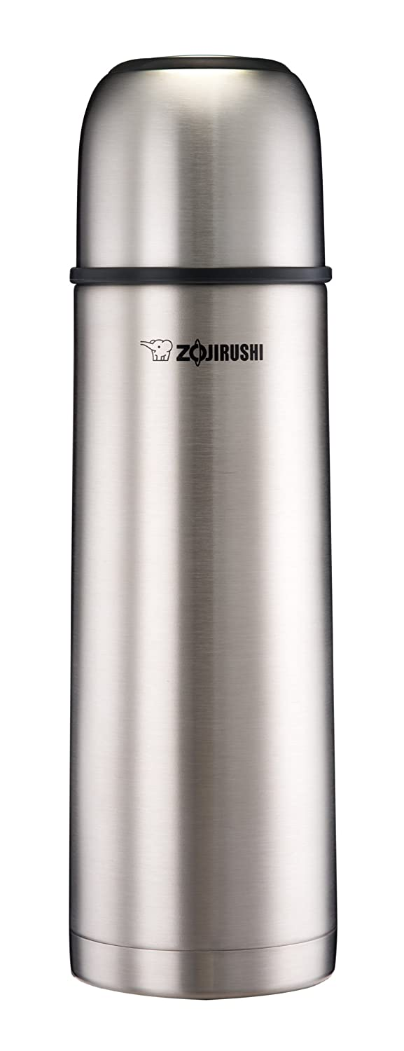Zojirushi Tuff Slim Stainless Steel Vacuum Bottle, 17-Oz