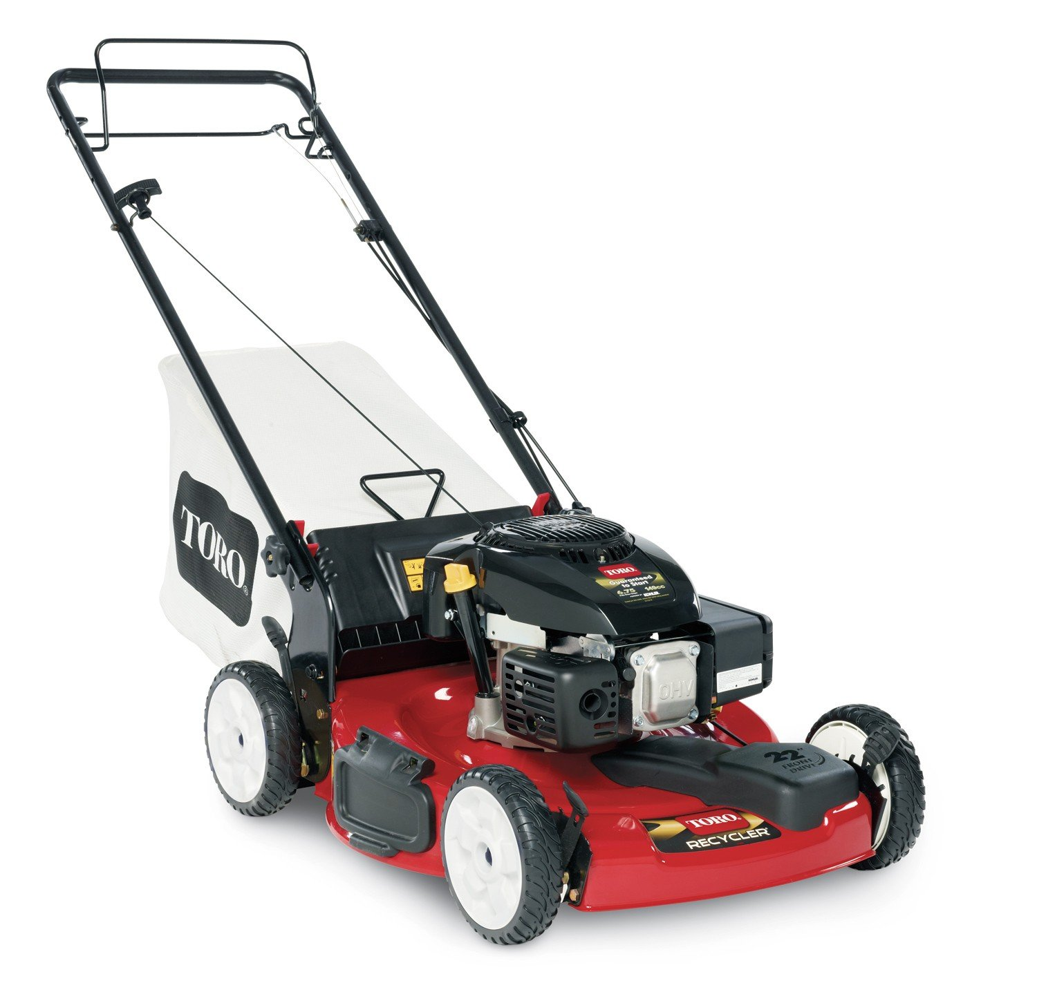 Toro Lawn Mower : Appliances for your home and garden best toro lawn mowers