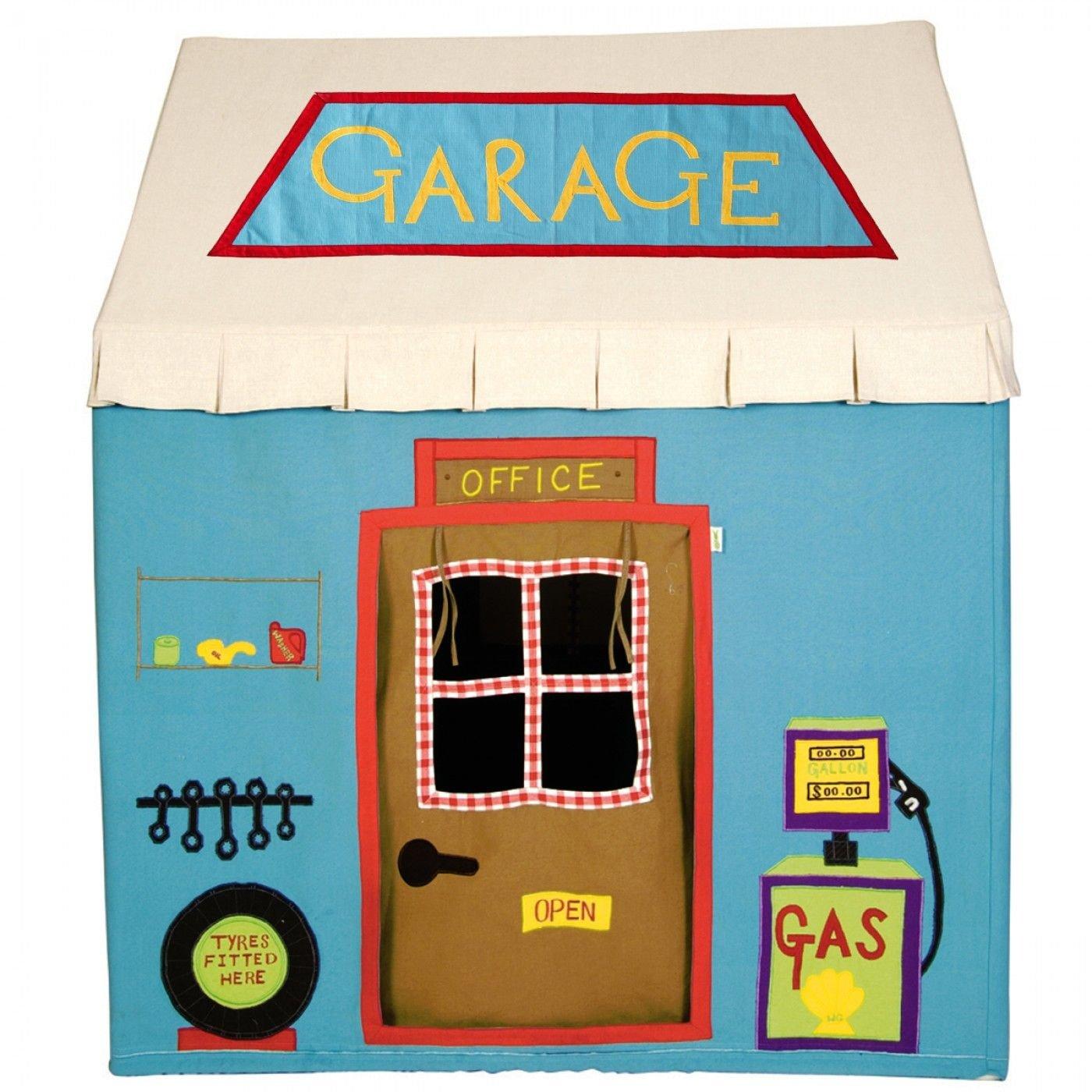 Spielhaus Garage bestellen
