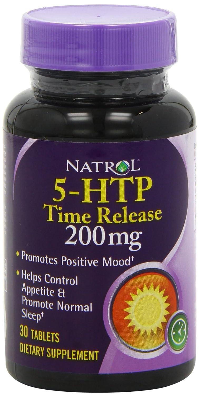 Natrol (incl Laci Le Beau Teas) 5-HTP Time Release
