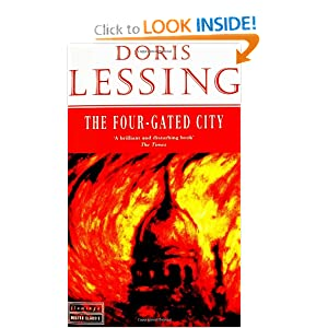 The Four-Gated City (Children of Violence) Doris Lessing