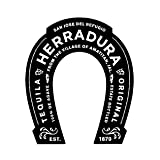 Herradura Tequila - 'Horseshoe' Pin/button/badge (Color: Silver Color, Tamaño: 1 3/8