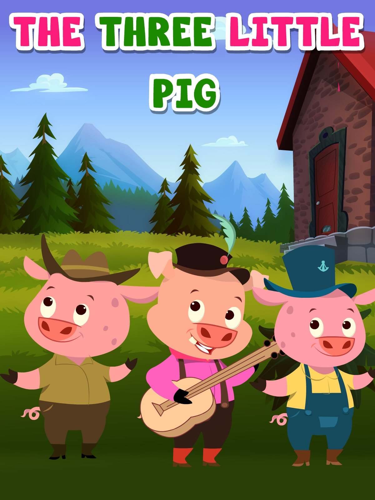Clip: The Three Little Pigs on Amazon Prime Instant Video UK