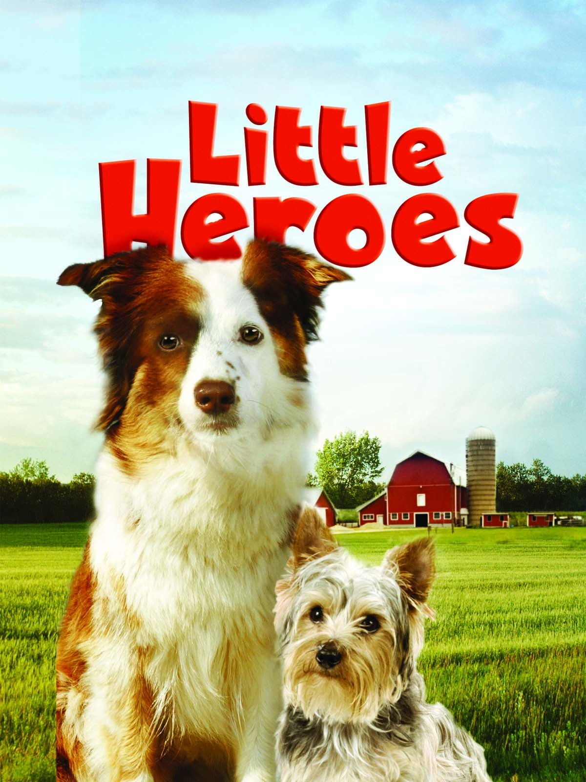 Little Heroes on Amazon Prime Instant Video UK