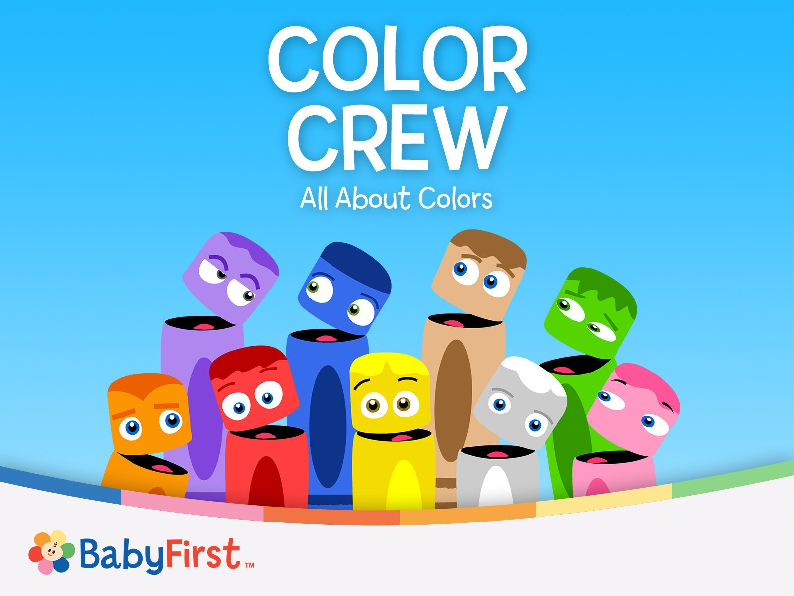 Color Crew All About Colors on Amazon Prime Video UK