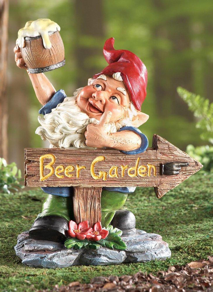Gnome In Garden: Lawn Gnome Bikini: Lawn Gnome Couple