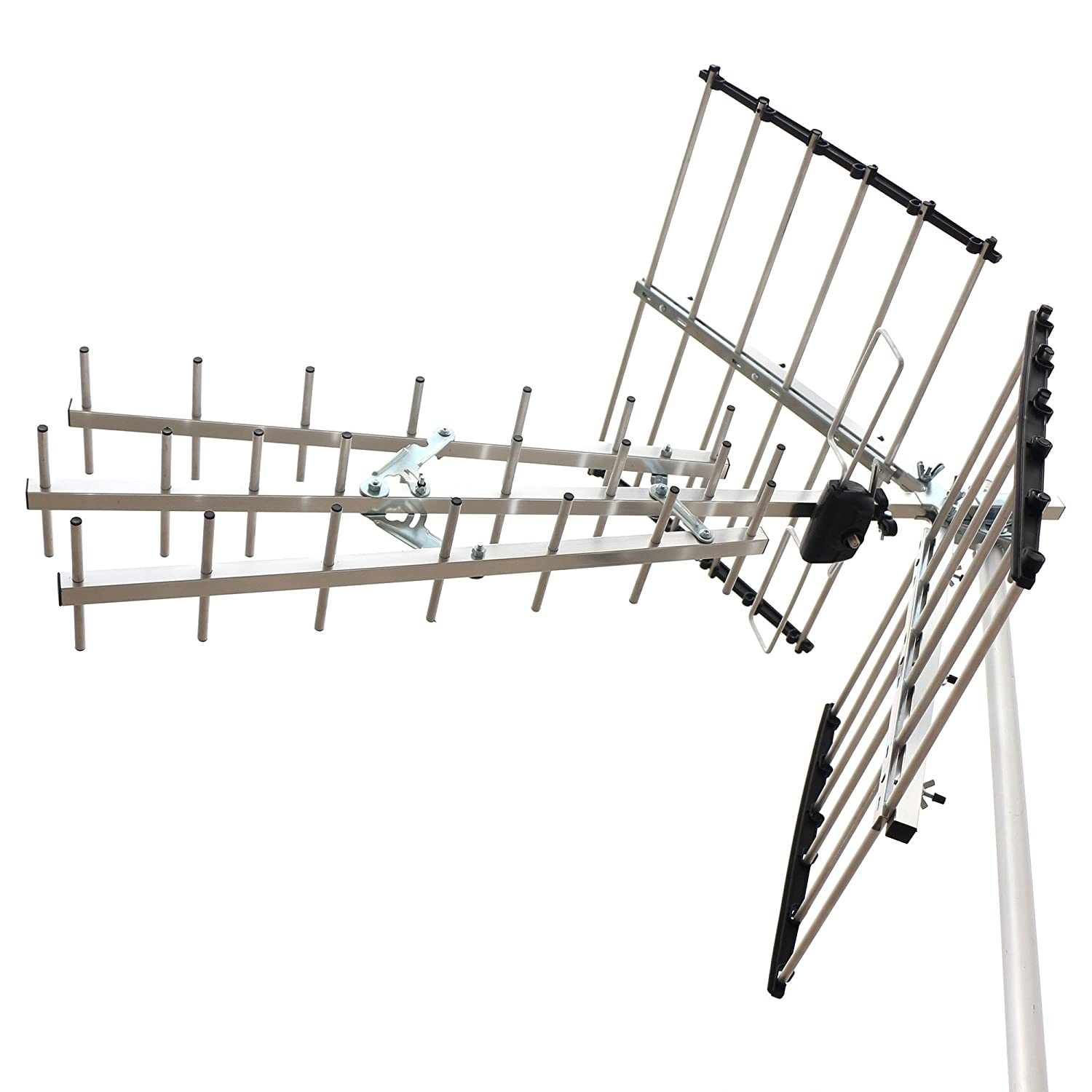 4. 1byone Digital Attic/Outdoor With J Pole Mount