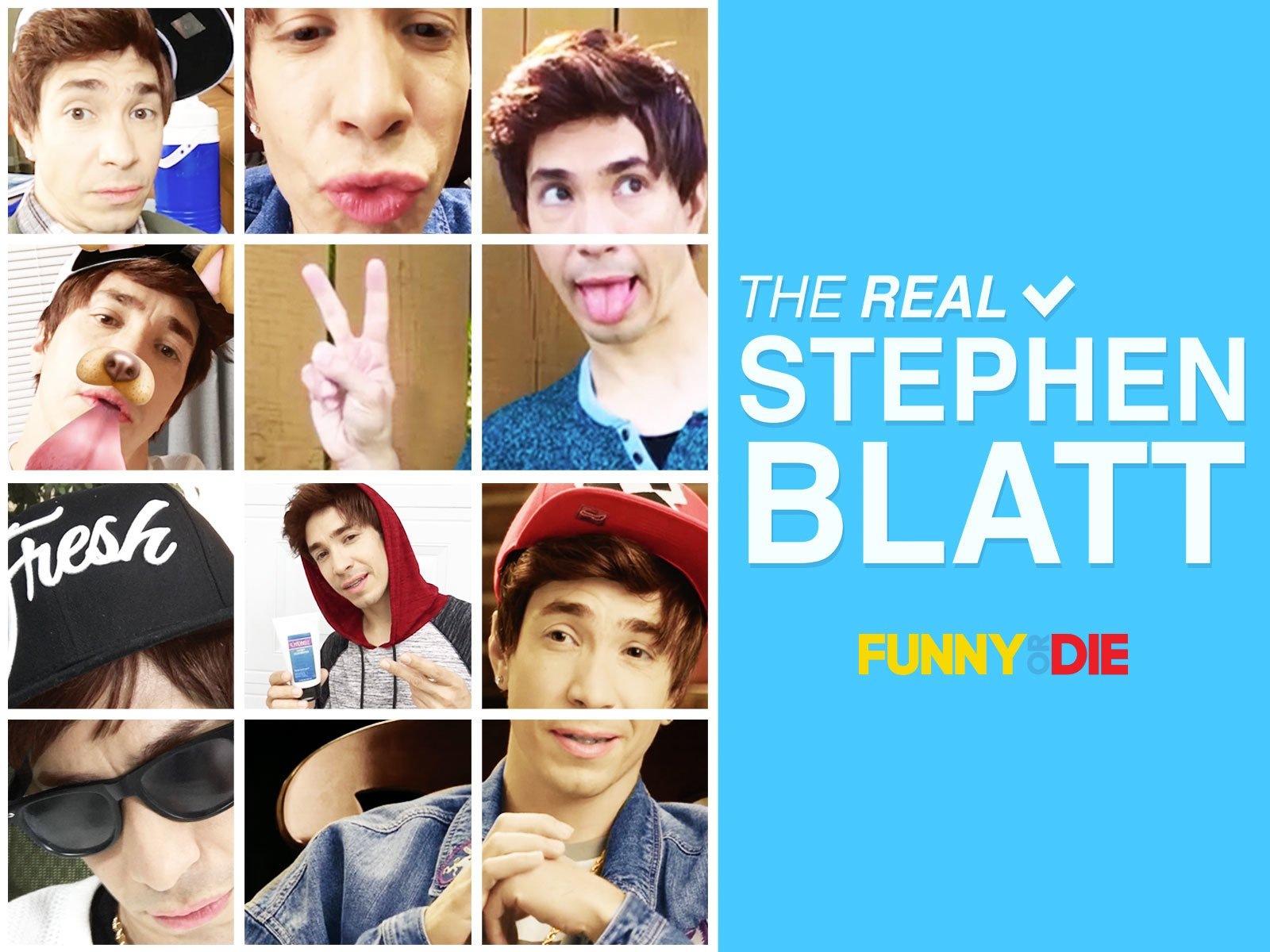 The Real Stephen Blatt on Amazon Prime Video UK