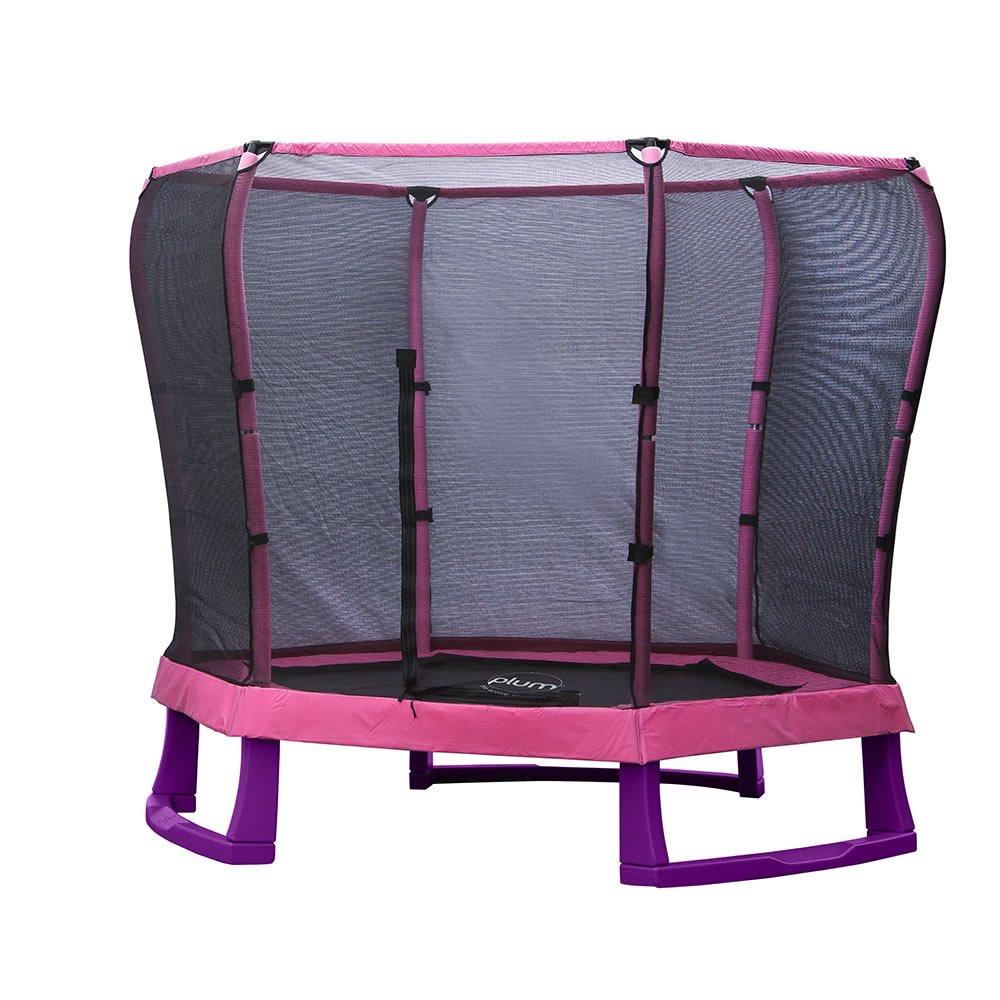 Plum Products Pullover 2.13 meters Junior-Trampolin und Gehäuse (Pink/lila) kaufen