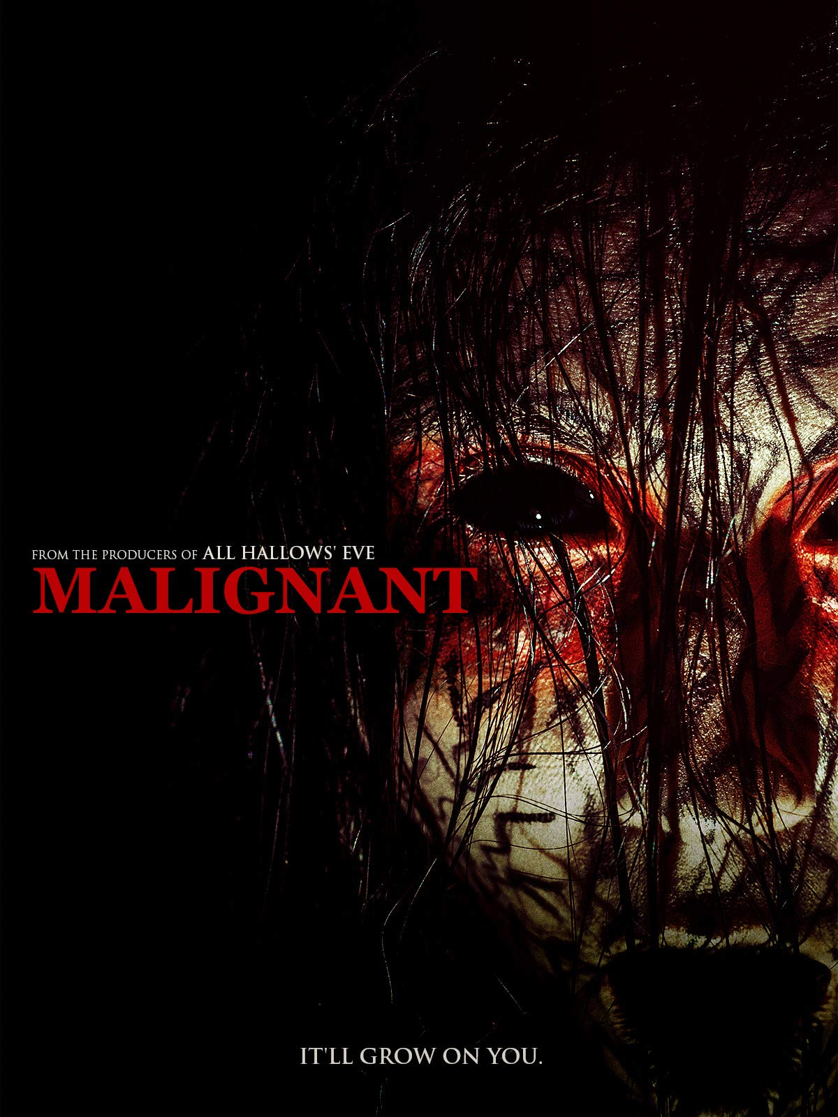 Malignant on Amazon Prime Video UK