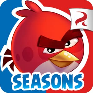 Amazon App-Shop: Angry Birds Seasons kostenlose App des Tages