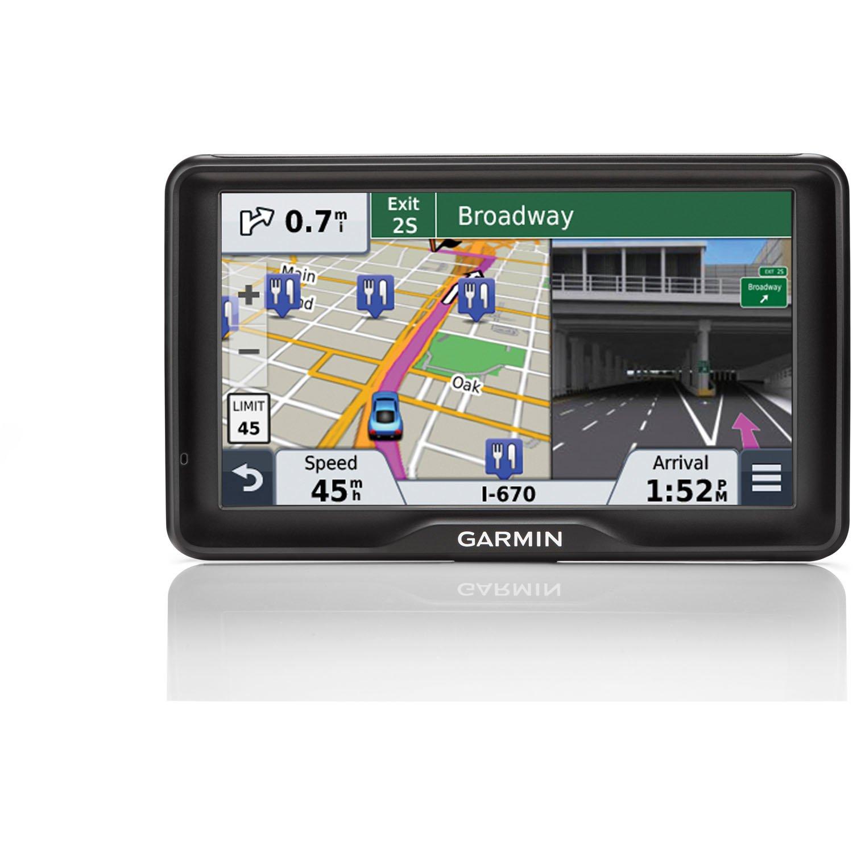 garmin n vi 2757lm 7 inch portable vehicle gps with lifetime maps ebay. Black Bedroom Furniture Sets. Home Design Ideas