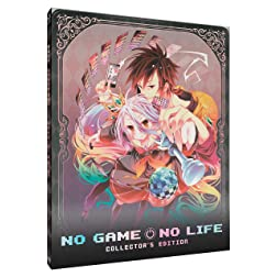 No Game, No Life [Blu-ray]