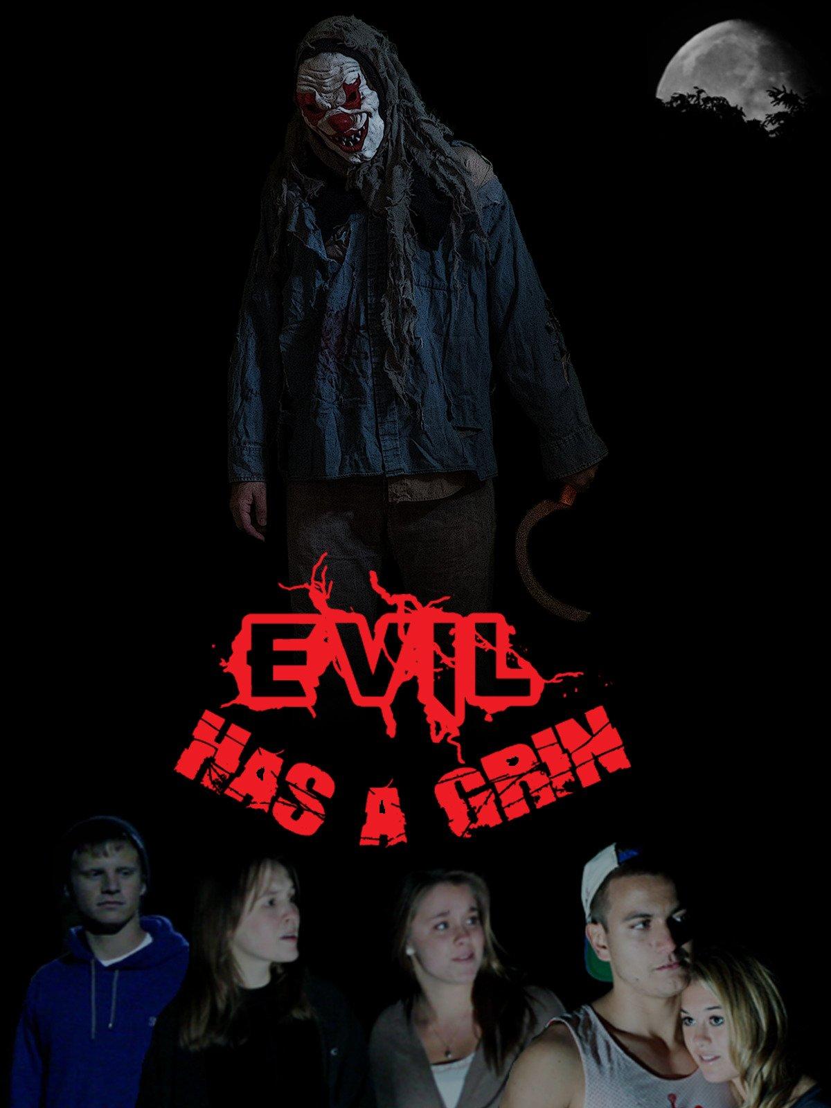 Evil Has A Grin